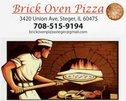 Brick Oven Pizza  Logo