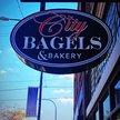 City Bagels and Bakery - Idaho Logo