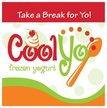 CoolyoFrozenYogurtBubbleTea Logo