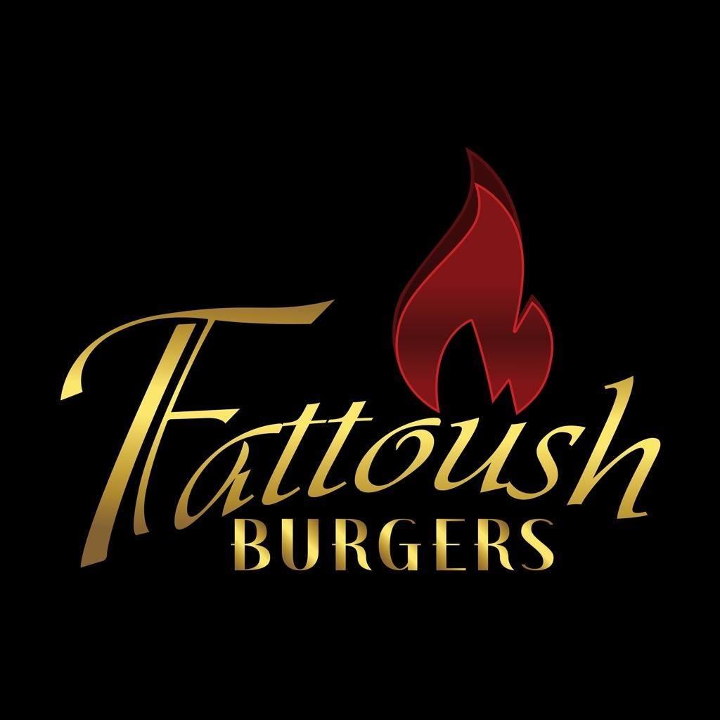 Fattoush Burgers - Worth Logo