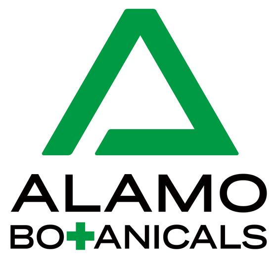 Alamo Botanicals-New Braunfels Logo