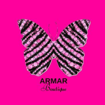 ARMAR Boutique - Lyons Logo