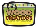 Wood Creations- Logan  Logo