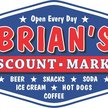 Brian's Discount Market Logo