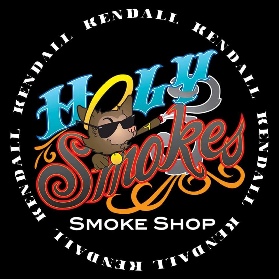 Holy Smokes - 2020 SW 57th Ave Logo