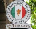 3 Bees Coffee SM Logo