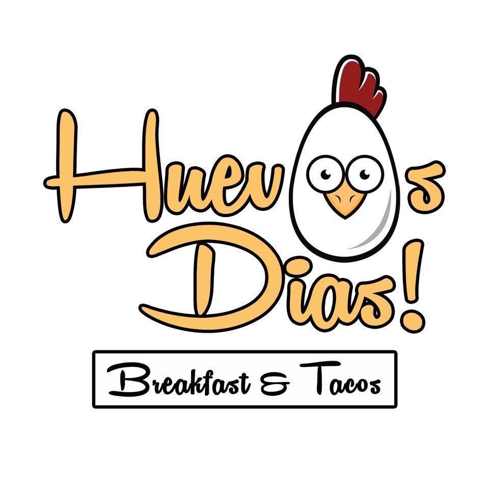 Huevos Dias - Brandenburg Logo