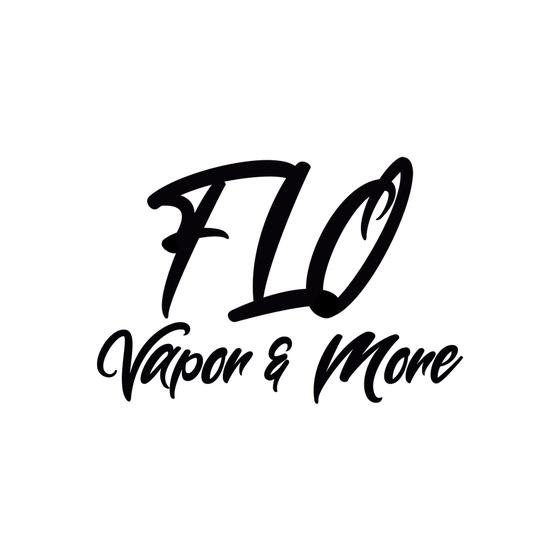 Flo Vapor and More - Frisco Logo