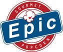 Epic Popcorn Crown Point Logo