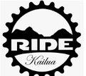 RIDE Kailua Indoor Cycling Logo