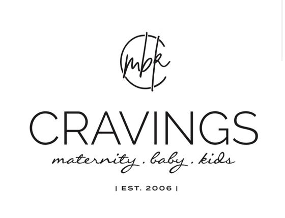 Cravings Maternity And Baby Logo