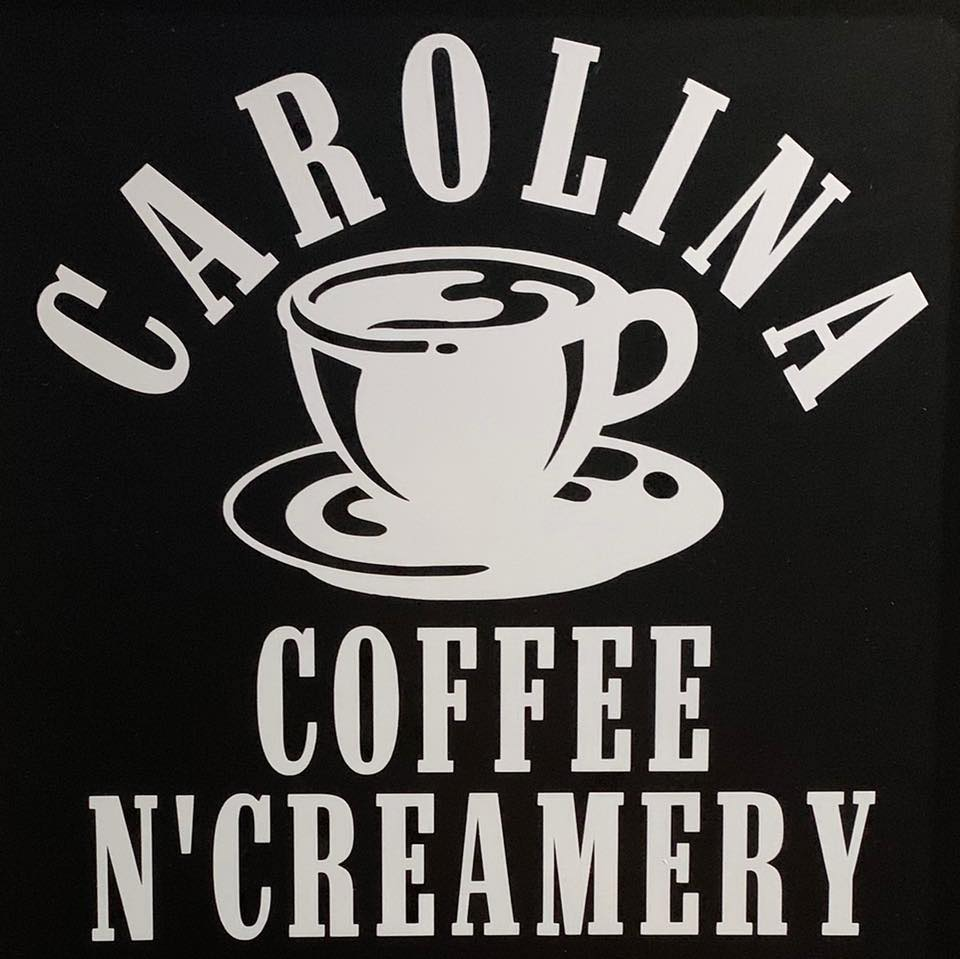 Carolina Coffee N Creamery  Logo